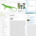 Encyclopoedia of Life / Smithsonian Institution 25 Feb 2008 The first 30,000 pages of a massive online Encyclopedia of Life were unveiled today (Feb. 27) at the prestigious Technology, Entertainment and […]