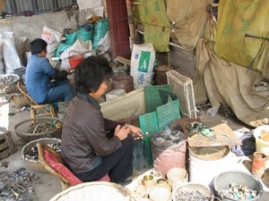 Informal e-waste recycling, China 7, photo credit StEP-EMPA