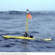 Block Lab, Stanford University, Monterey Bay, CA, USA 16-Aug-2012 New high-tech ocean observers debut above 'The Blue Serengeti'; 'Shark Net' app lets public follow tagged animals in real time Monterey Bay,...