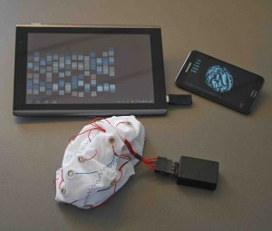 1 EEG Smartphone device Photo Credit Arek Stopczynski